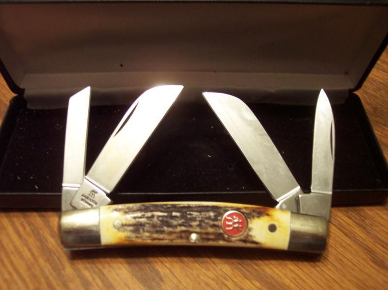 Hinkle Pocket Knives Item 31106 J A Henckels