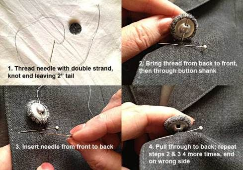 Tutorial: Replacing a missing button