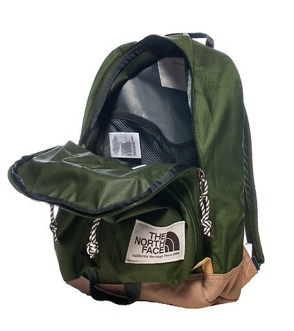 43e5fa8fd THE NORTH FACE YOUTH MINI CREVASSE BACKPACK - Green   Jimmy Jazz ...