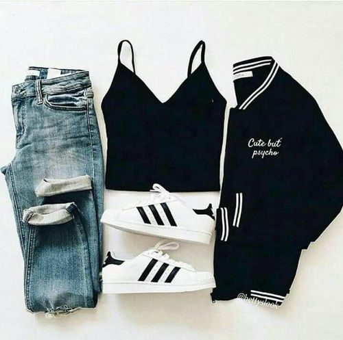 Women Shoes A | Superstar outfit, Adidas superstar outfit