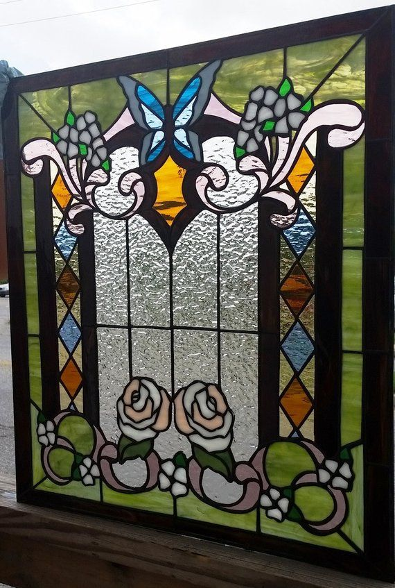 49+ Fake stained glass windows inspirations