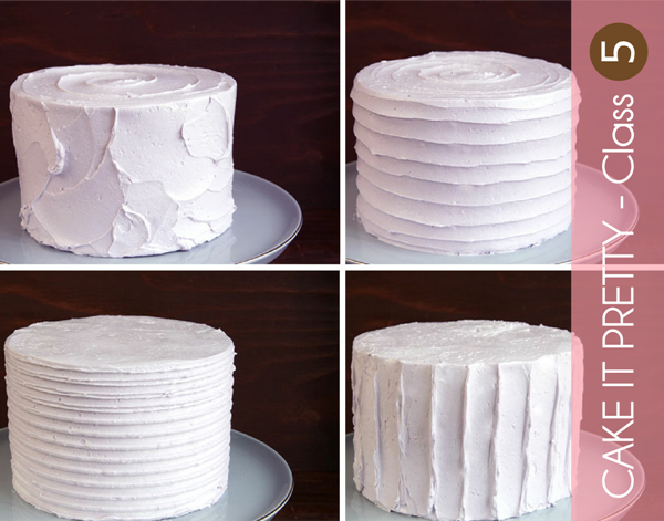 How To Decorate Cakes With Buttercream Cake Decorating Butter Cream Dessert Decoration