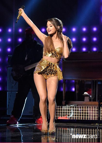 Apologise, ariana grande legs 2014 really. agree