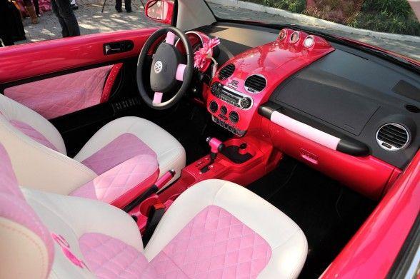 Barbie VW Beetle.
