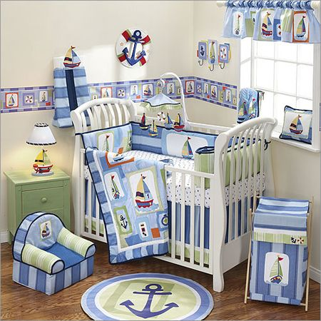 Sailboat Baby Nursery Useful Tips On How To Select The Best Theme For Nautical
