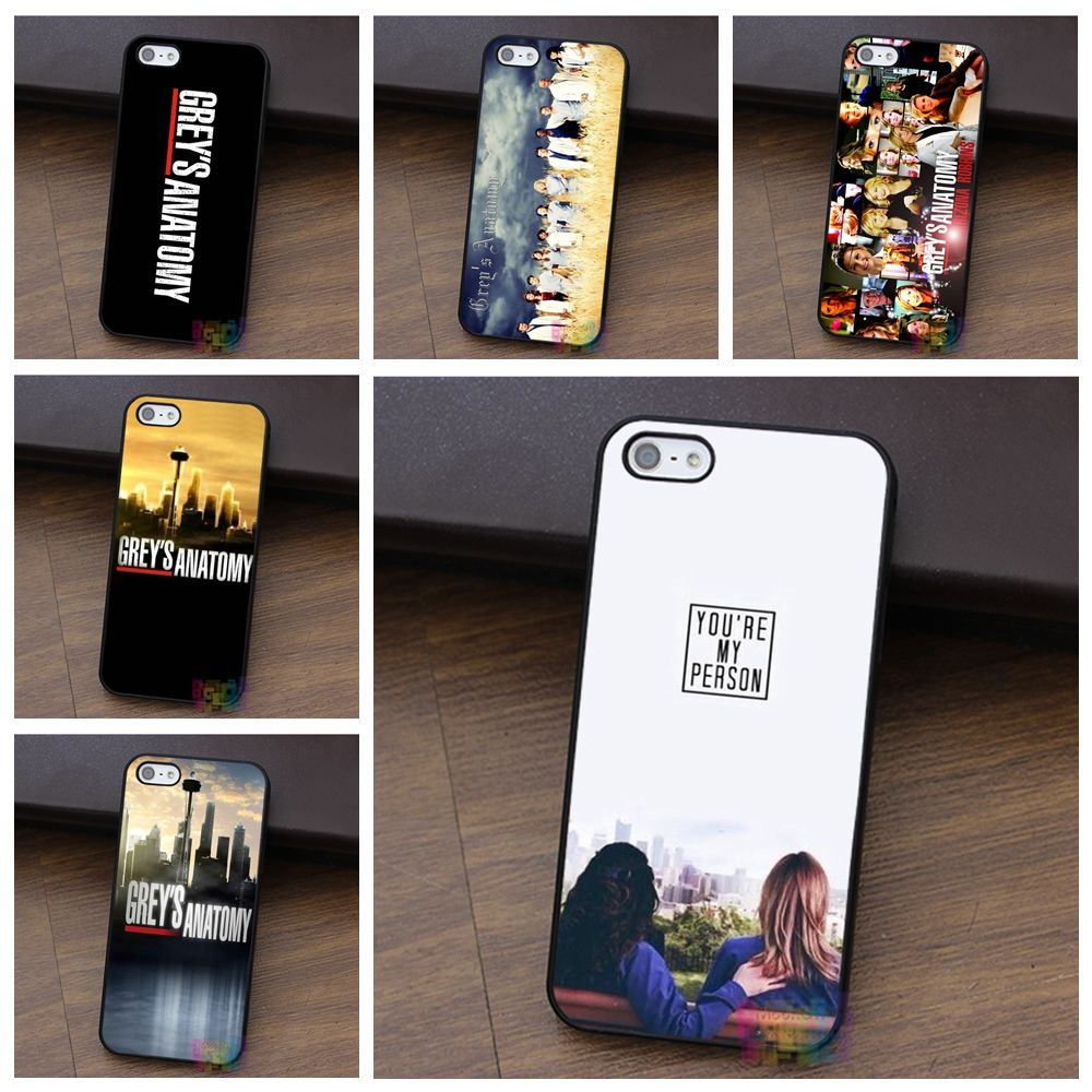 GREY\'S ANATOMY YOU\'RE MY PERSON fashion cell phone case for iphone 4 ...