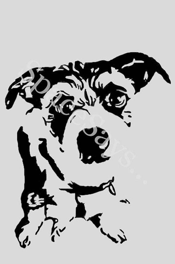Custom Pop Art Pet Portrait hand painted on canvas $25 for