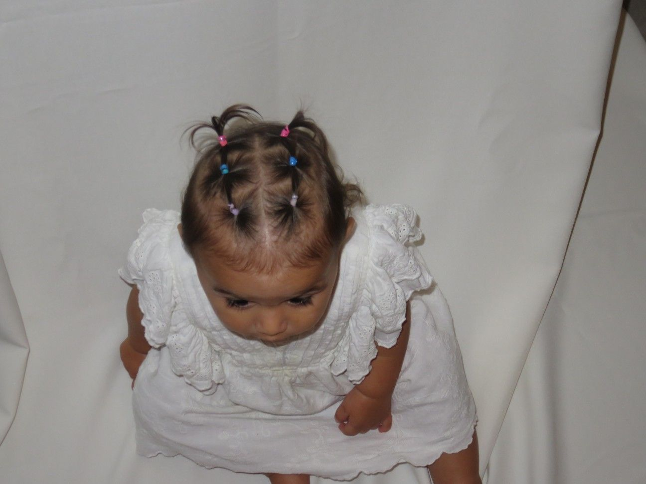 Infant Toddler Baby Girl Short Hairstyle Baby Girl Hairstyles Girl Hair Dos Baby Girl Hair