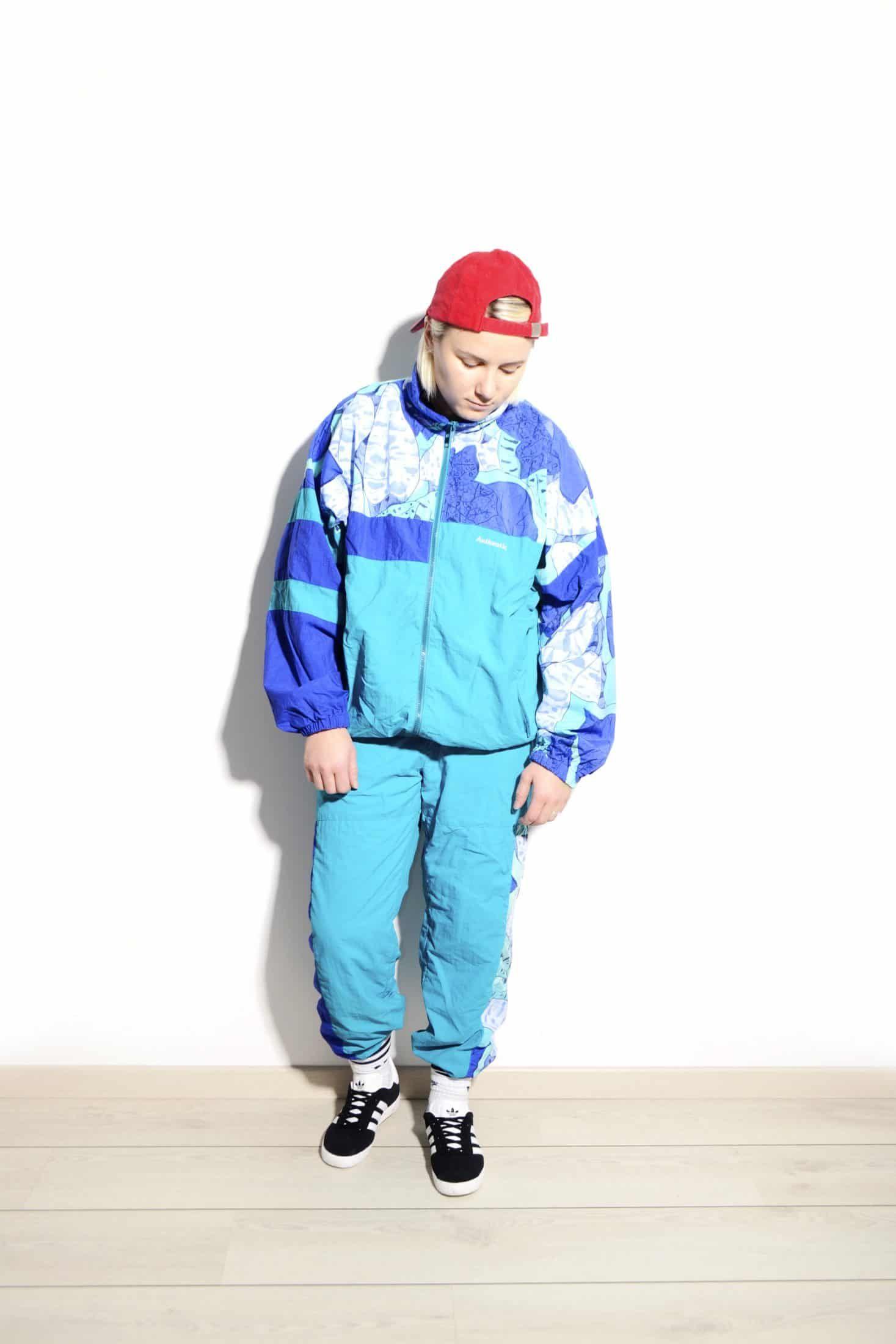 Vintage 90s Shellsuit Authentic Vintage Clothing Online Online Clothing Stores Vintage Outfits