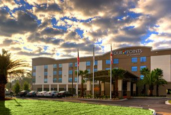Four Points By Sheraton Jacksonville Baymeadows Florida Spglife
