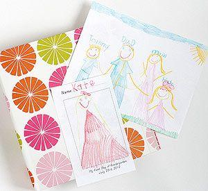 Parents.com :: Mom Bloggers' Best Organizing Tips: Book It via The TomKat Studio