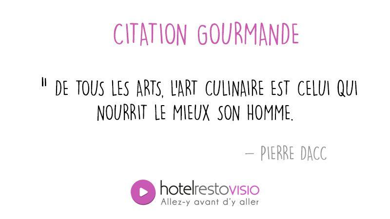 citation #food #cuisine #gastronomie #art | citations food | pinterest