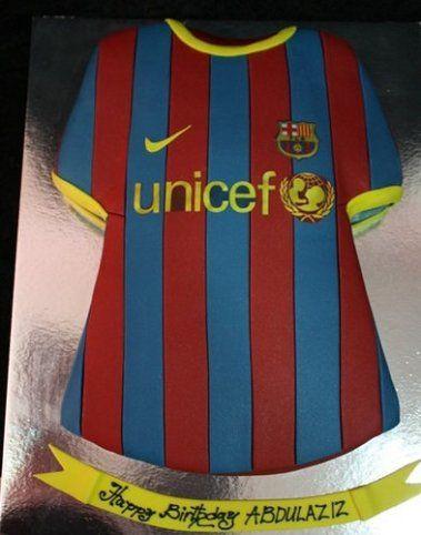Tortas Del Barcelona Fc Tortas Decoradas Del Equipo De