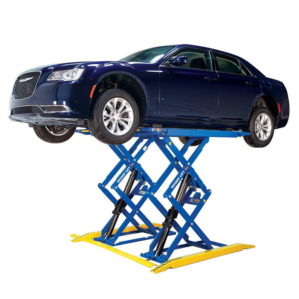 Rotary Rlp77 High Rise Scissor Lift Fast Equipment Car Lifts Scissor Lift Hydraulic Car Lift