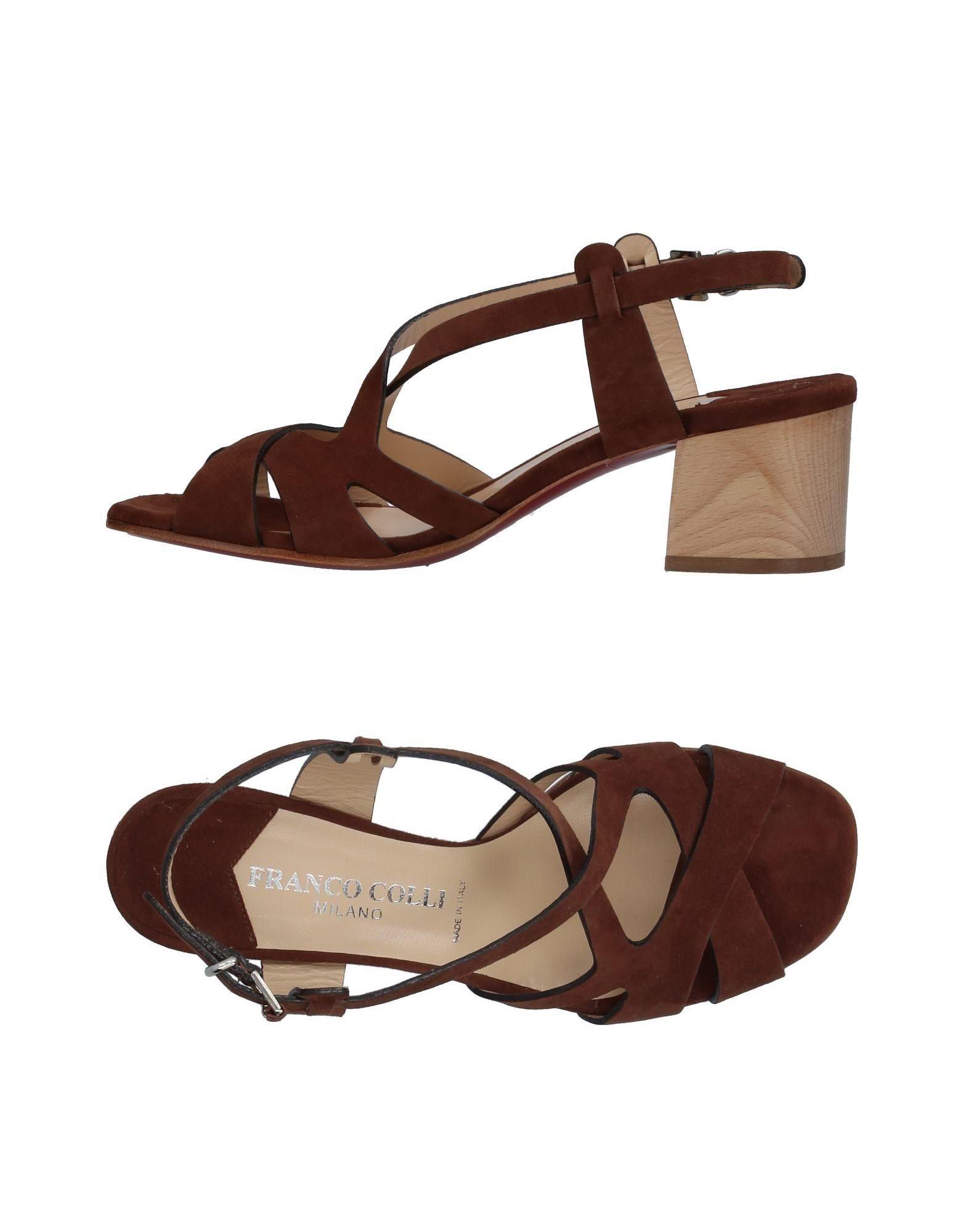 FOOTWEAR - Sandals FRANCO COLLI bHVr7s