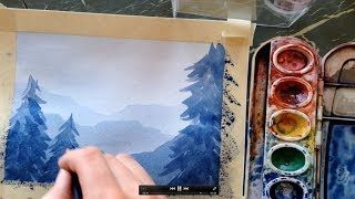 Mr Otter Art Studio Youtube With Images Watercolour