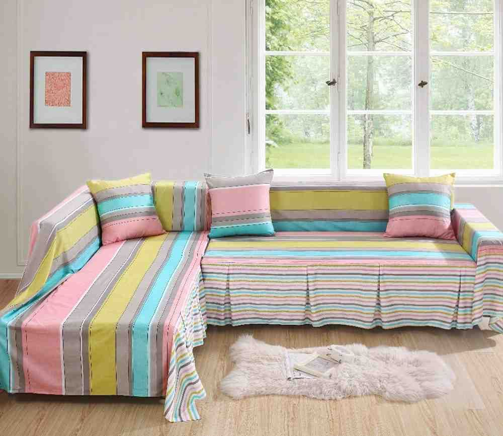 L Shaped Sofa Covers Ikea Sofa Covers Diy Sofa Cover Sofa Covers