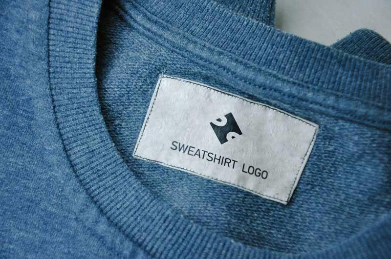 6059+ T Shirt Label Mockup Free Zip File