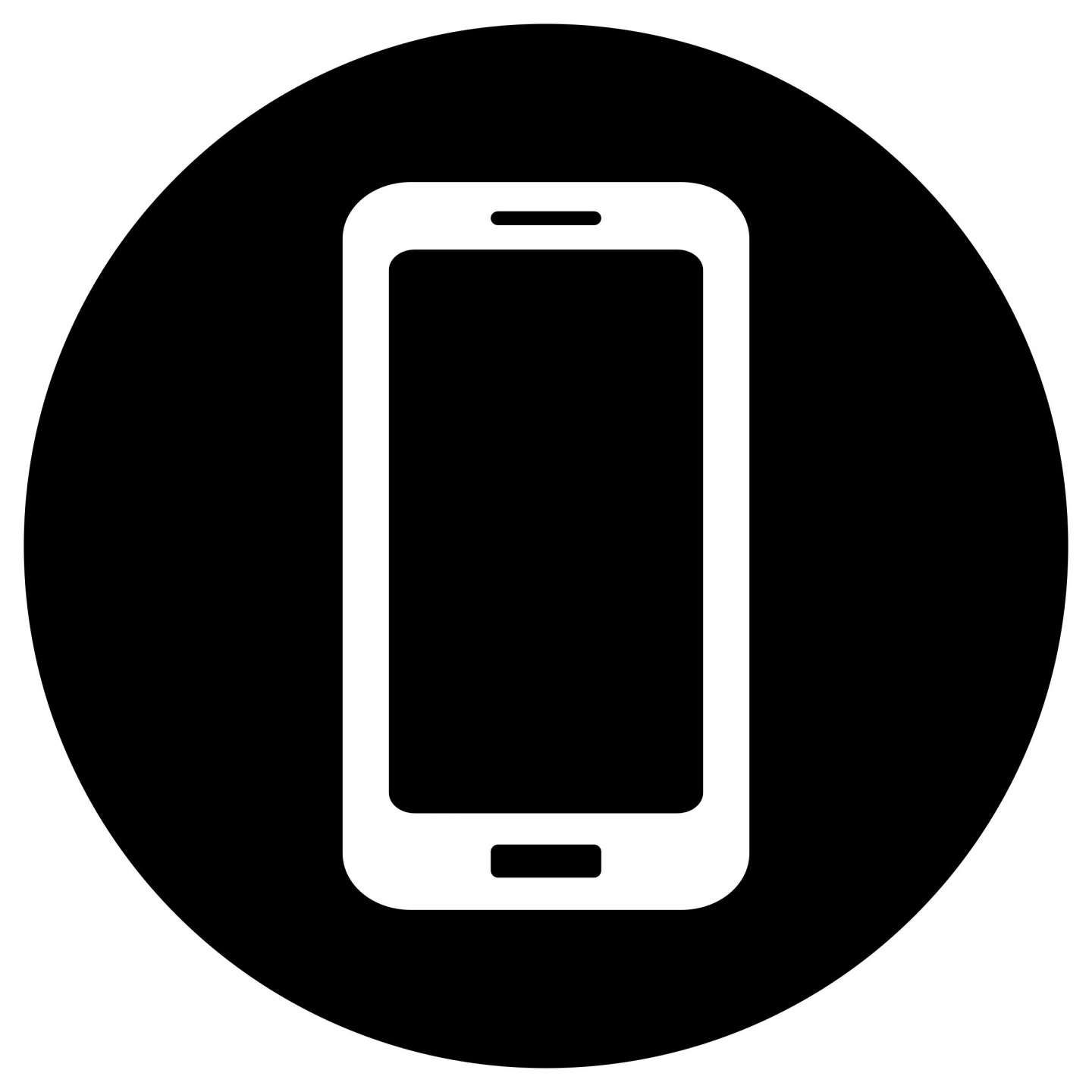 12 Black Cell Phone Icon Png Phone Icon Mobile Phone Logo Mobile Phone