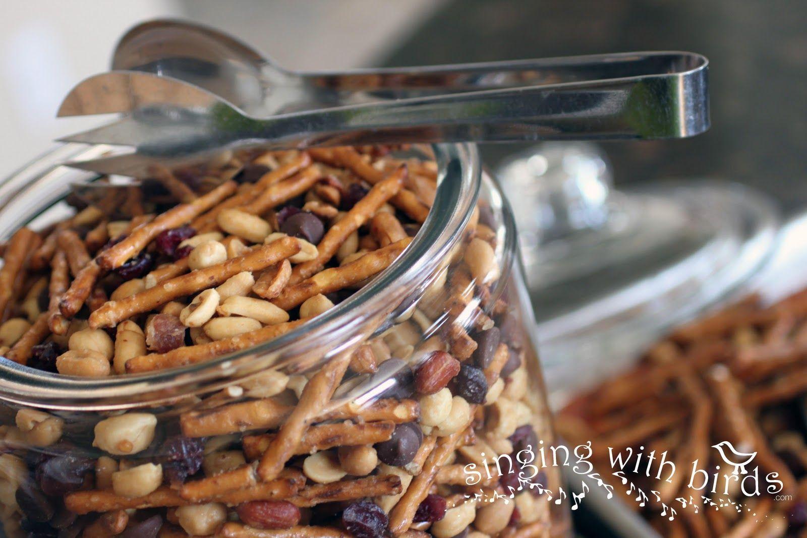 Maple Bacon Peanut Snack Mix Recipe - http://www.advancedlaserandskincenter.com/wp-content/uploads/2015/06/Maple-Bacon-Peanut-Snack-Mix.jpg - http://www.advancedlaserandskincenter.com/latest-news/maple-bacon-peanut-snack-mix-recipe/