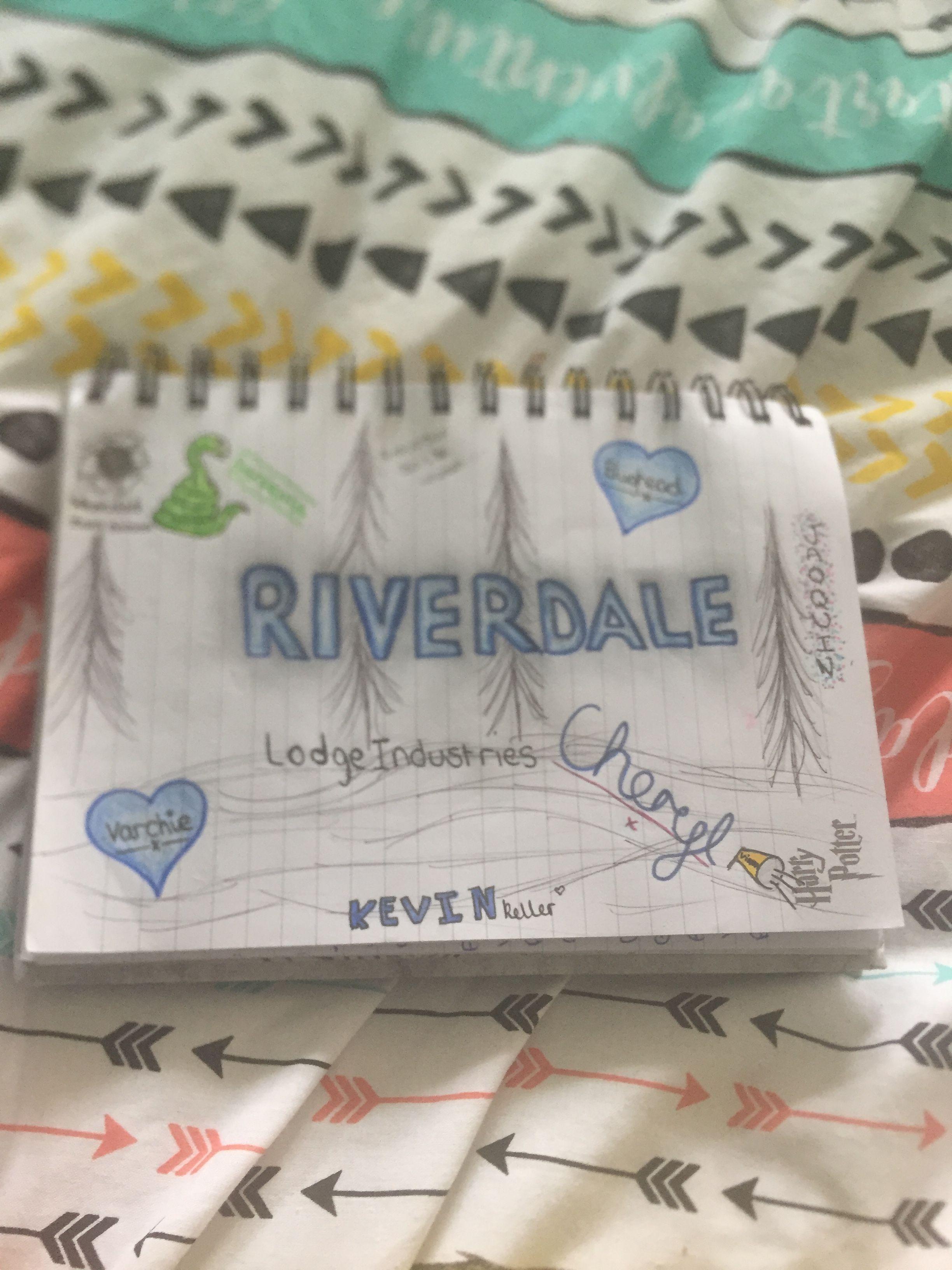 Riverdale Tv Show Coloring Pages