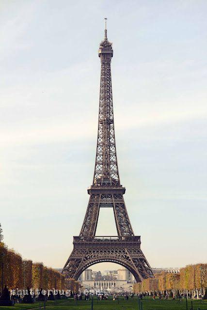 Paris, France: Eiffel Tower