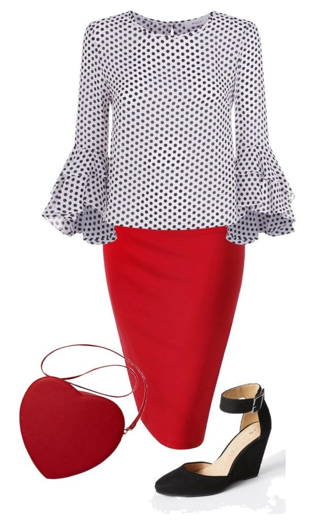 Lovee by ohraee019 on Polyvore featuring Milly