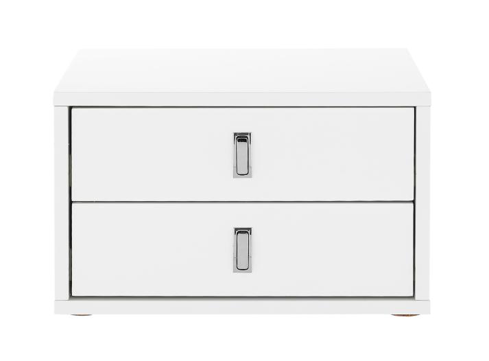 bloc bureau 2 tiroirs blanc bureau