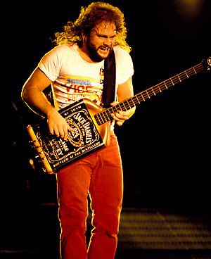 Michael Anthony (born: June 20, 1954, Chicago, IL, USA) is