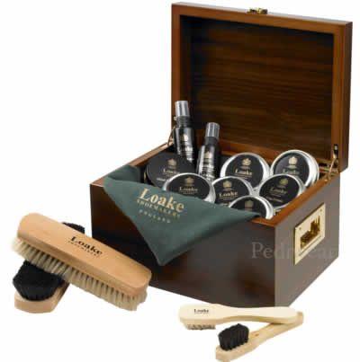 Loake Luxury Valet Box | Loake, Shoe