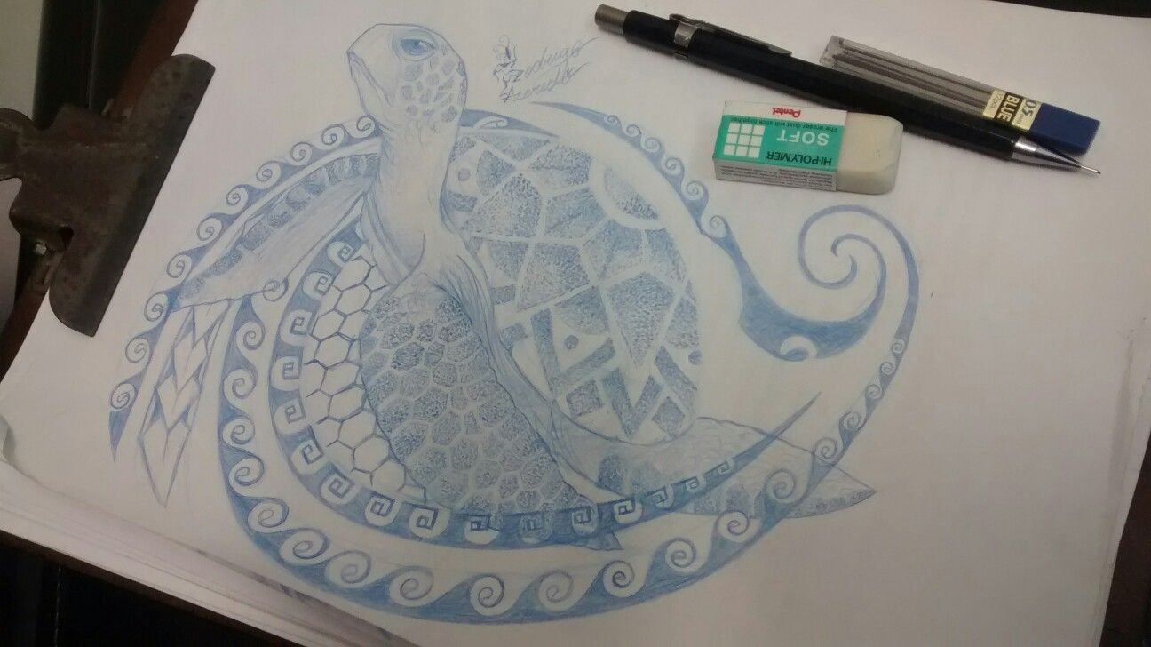 rafa ferrai tattoo studio turtle drawing  tribal polinesio tattoo pontilhismo realismo tartaruga desenho tatuagem by rodrigo de azeredo