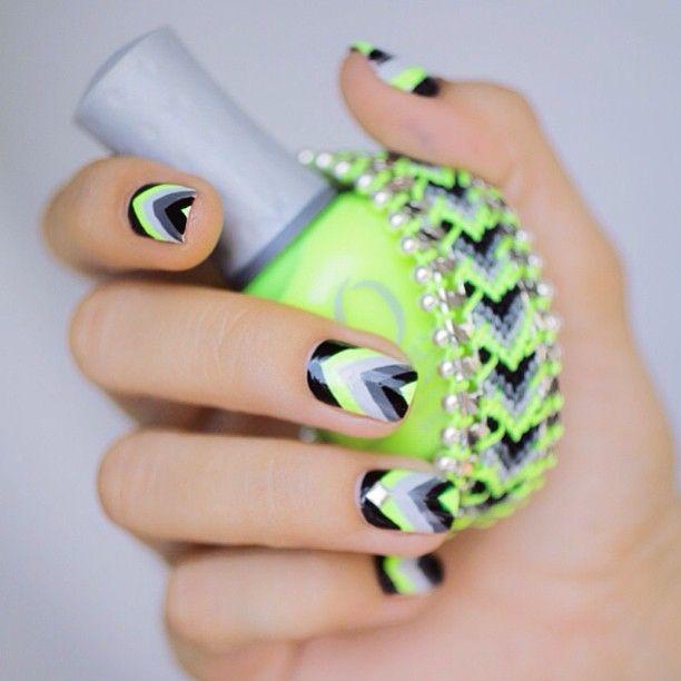Instagram photo by pshiiit_polish #nail #nails #nailart | Nails ...