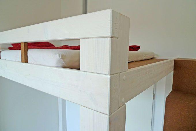 Etagenbett Mit Regal Treppe : Etagenbetten mit treppe dass passen sie ihren jetzt kinderzimmer