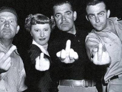 *** Stanwyck, Gable***