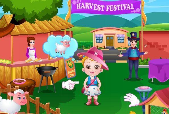لعبة حفل الحصاد الممتعة العاب بنات Character Art Fictional Characters