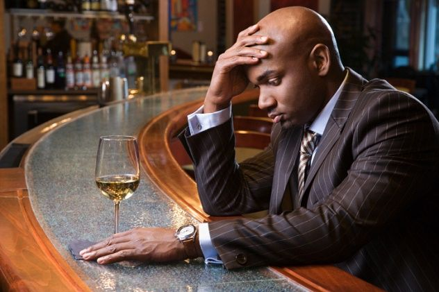 dating a man with alcoholism
