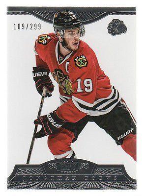 RT https://t.co/ctiqCmwYB8 #NHL 2013-14 Panini Dominion #19 Jonathan Toews 189/299 Chicago #Blackhawks  https://t.co/eJEm4vVh3i