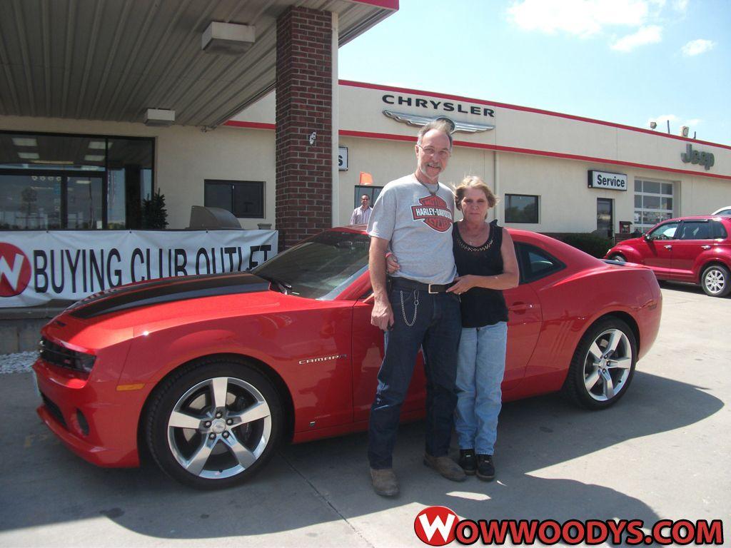 Richard Abeln and Kathy Jones from Brookfield, Missouri