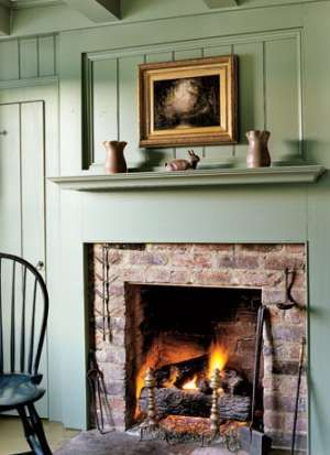 Farmhosue Fireplace Surround Design
