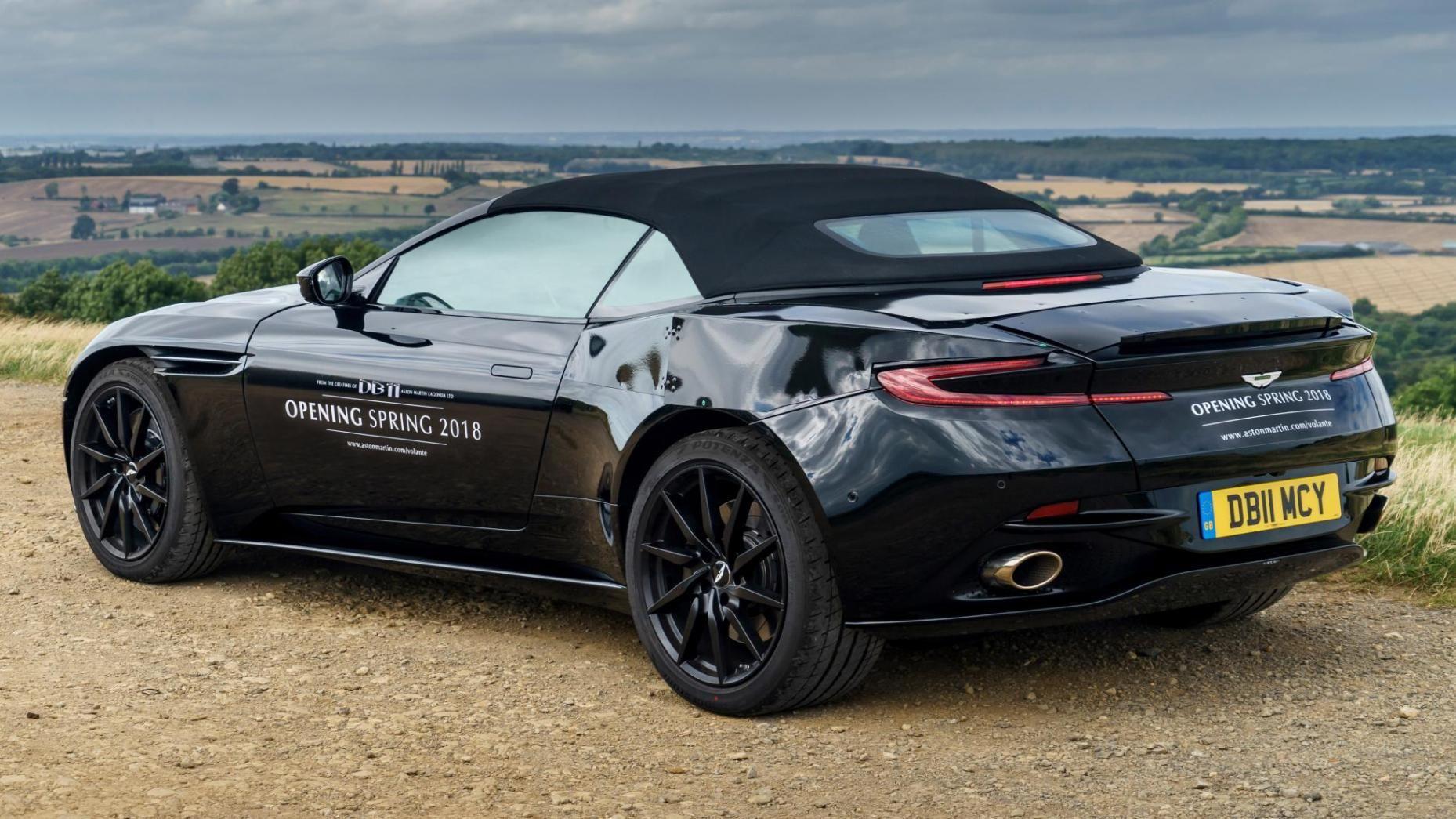 2018 - Aston Martin DB11 Volante   Cars   Pinterest   Aston martin ...