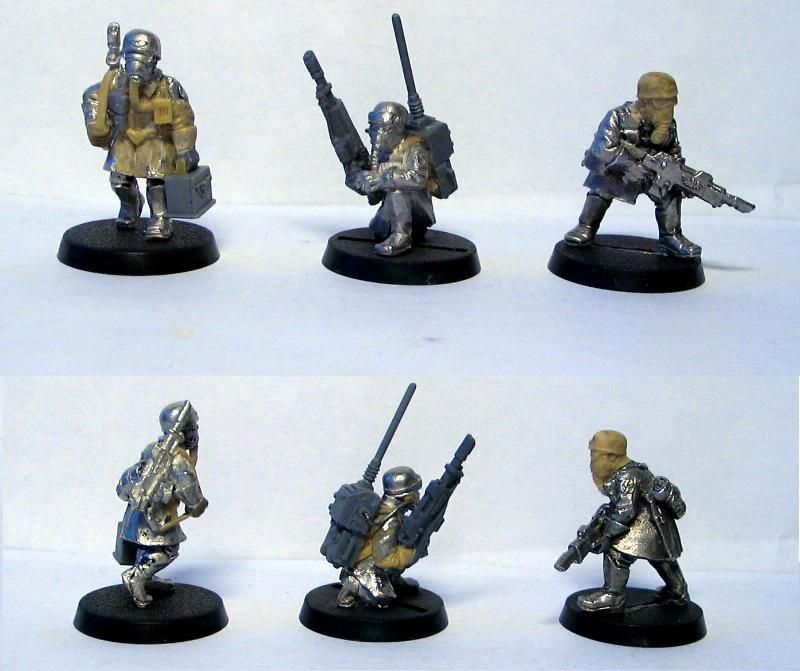 Guard, Imperial, Imperial Guard, Legion, Steel, Steel ...