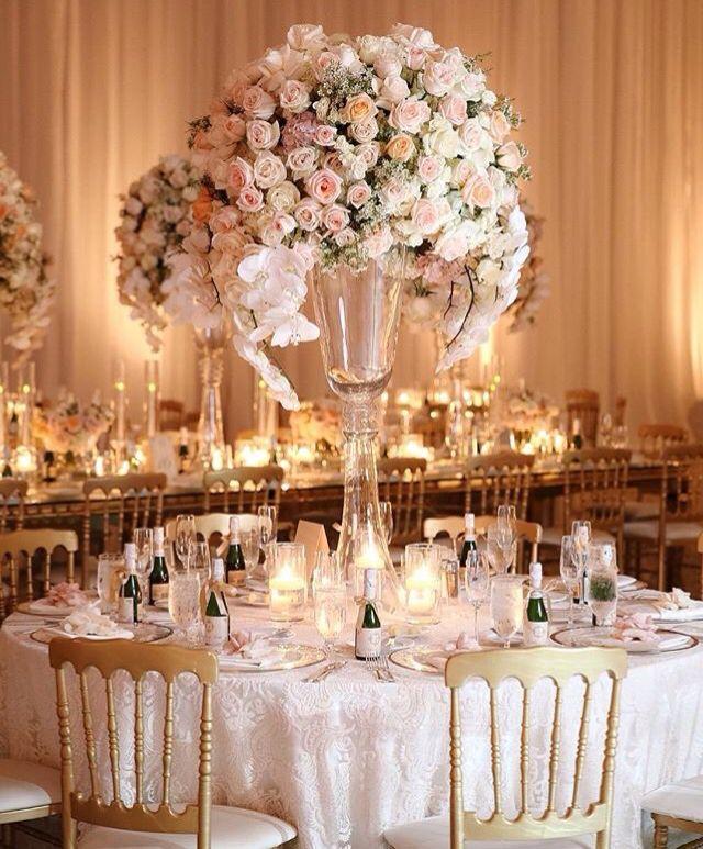 Wedding Ideas Table Arrangements Wedding Table Floral Arrangements Bacara Wedding