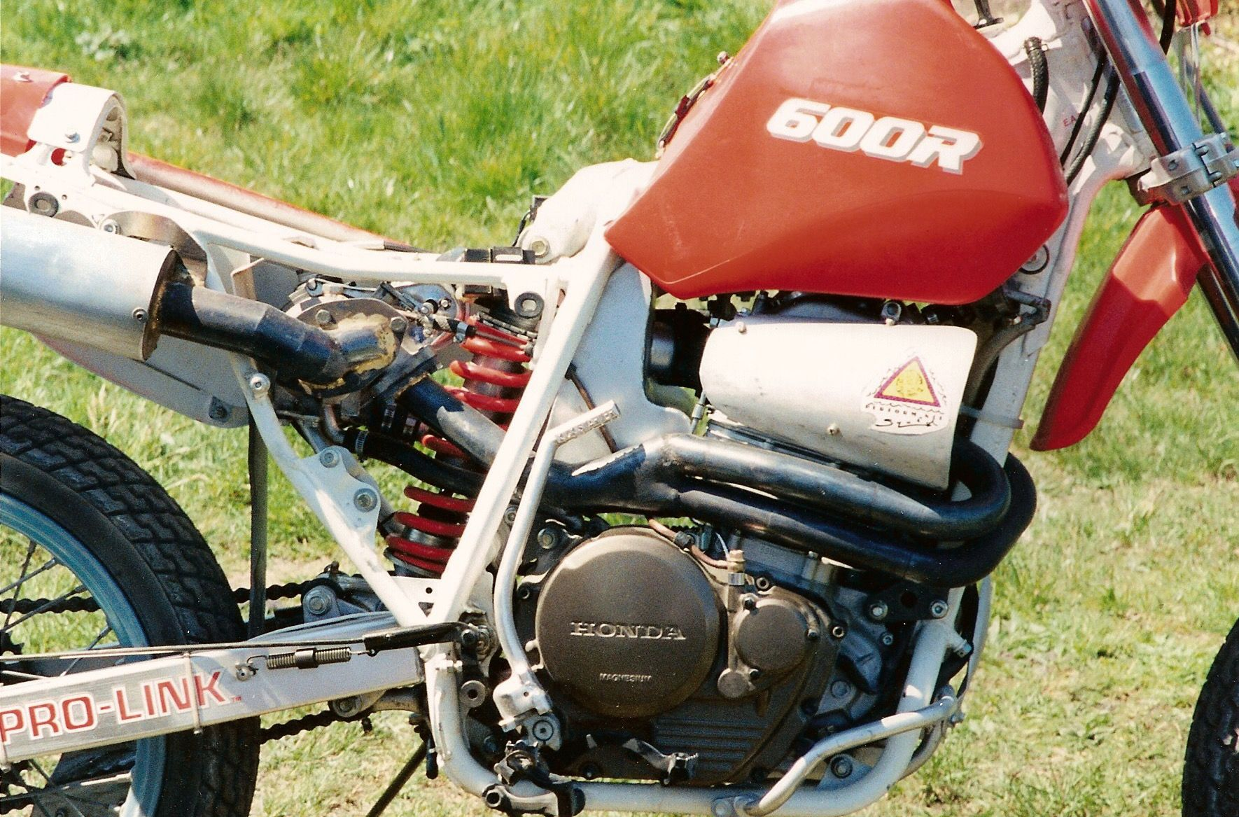 Xr 600 Turbo