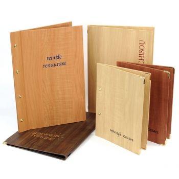 Wooden | Retail and Restaurants | Menu restaurant, Wood menu, Menu