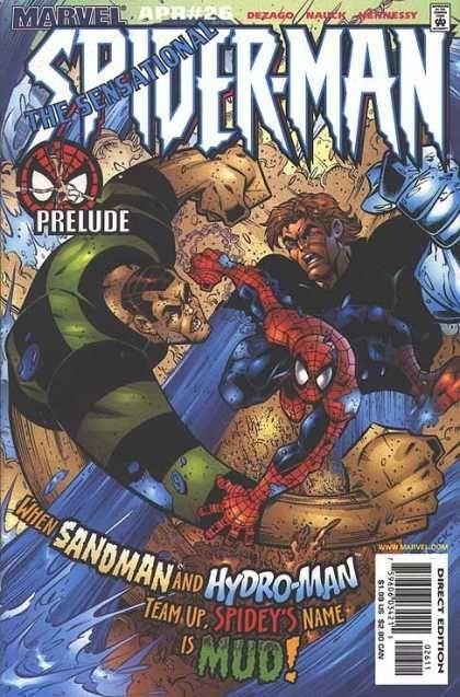 Sensational Spider-Man 26