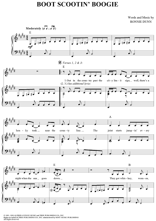 Boogie music pdf sheet bumble Bumble Boogie
