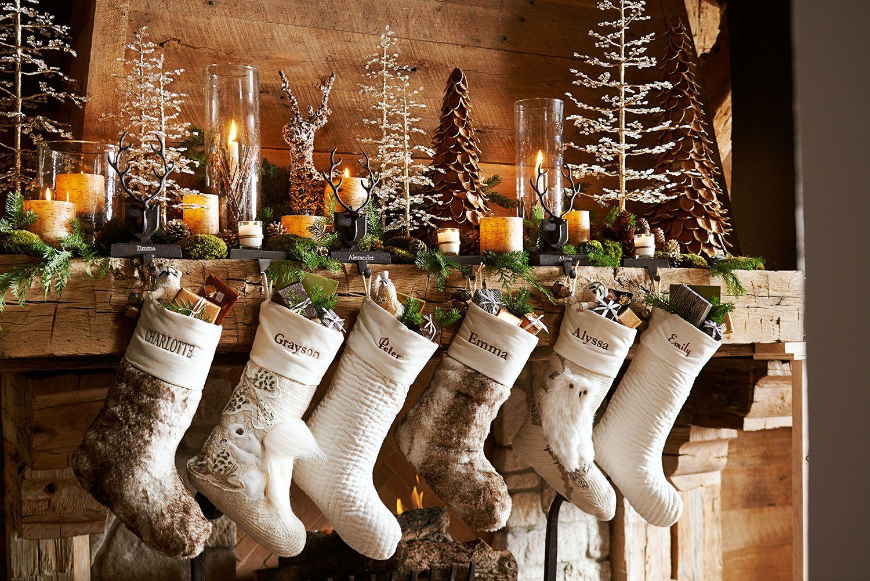 50 Absolutely Fabulous Christmas Mantel Decorating Ideas Diy