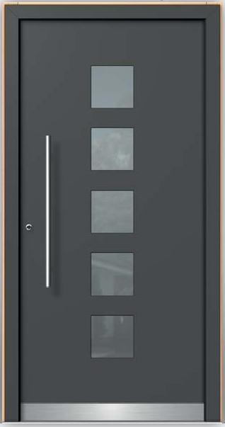 alu holz haust r ah210 haust ren vorbau pinterest. Black Bedroom Furniture Sets. Home Design Ideas