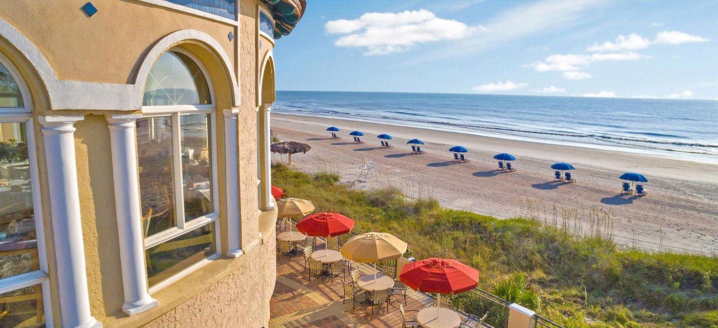 Jacksonville Beachfront Hotels Ponte Vedra Beach Resorts