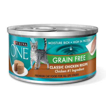 Pets Classic Chicken Recipe Cat Food Canned Cat Food